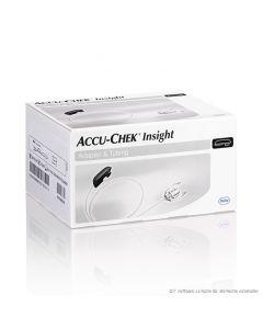 Accu-Chek Insight Adapter mit Schlauch,