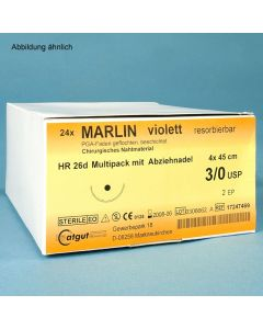 MARLIN DS 16 3/0=2, violett,