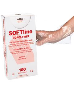 SOFT line Copolymer Handschuhe