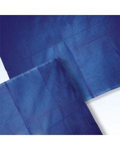 Abdecktuch 100 x 100 cm kornblau