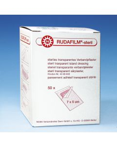 RUDAFILM-steril Wundschenllverbände