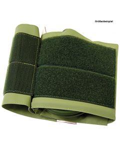 Rapidmanschette abw. grün, komplett mit