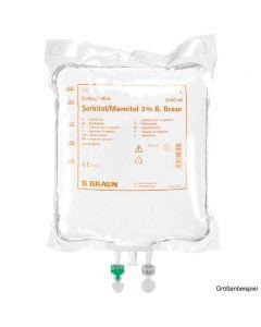 Sorbitol/Mannitol 3 % B. Braun