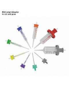 Ritips-Adapter 50 ml grau