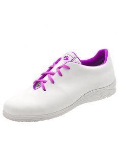 Sneaker Modell PURE weiß/pink Gr. 40
